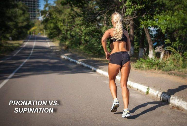 PRONATION VS SUPINATION