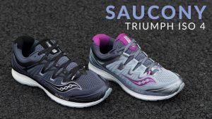 Saucony Triumph ISO