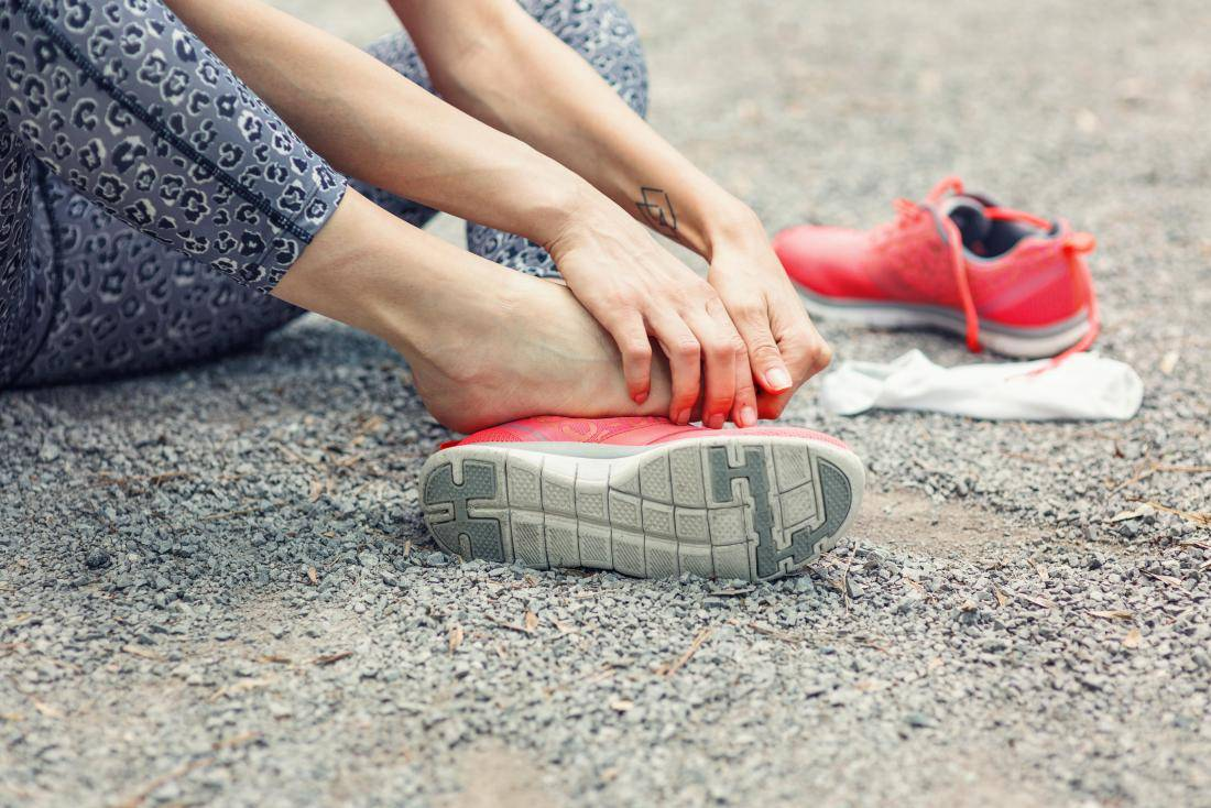 Causes Of Pain On The Outside Of The Foot When Walking