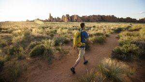 Fitness Training for Backpacking in Fitness