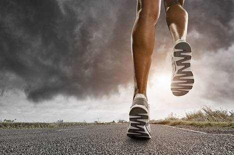Running and Mind in Running