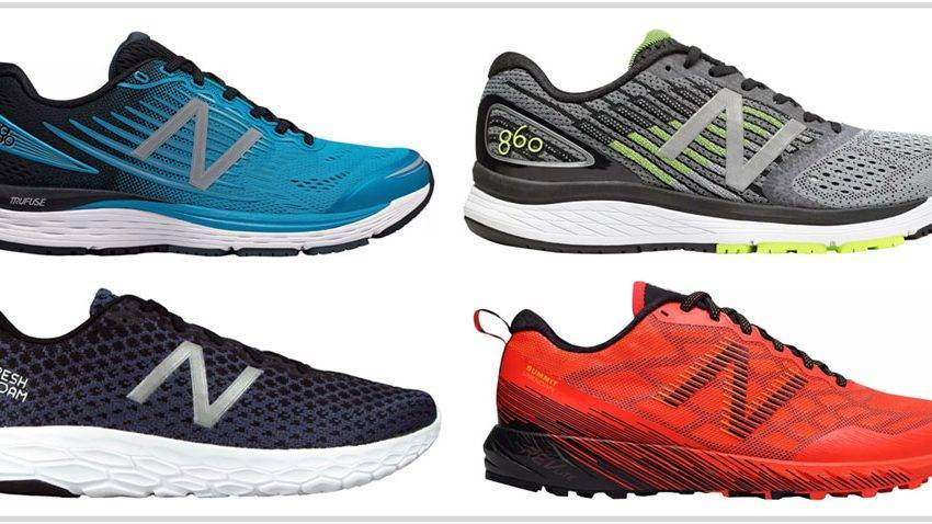 best new balance shoes for supination