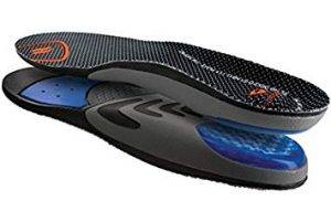 Sof Sole Men's Airr Orthotic Full-Length Performance Shoe Insoles