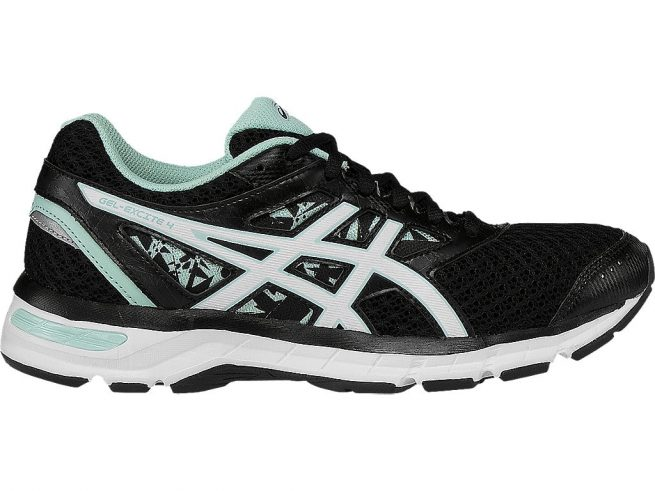 Asics woman gel excite 4 running shoes for supination