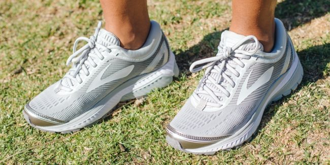 Most running brands offer by using various apparatus shoes that reduce overpronation