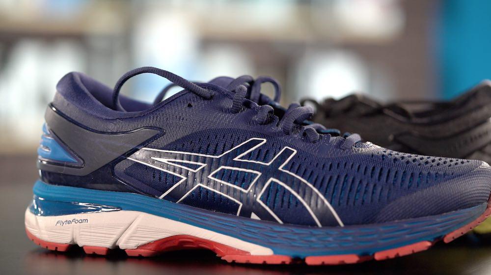 intencional Mínimo cable  Asics Gel Kayano 25 vs Kayano 24 Running Shoe ✅