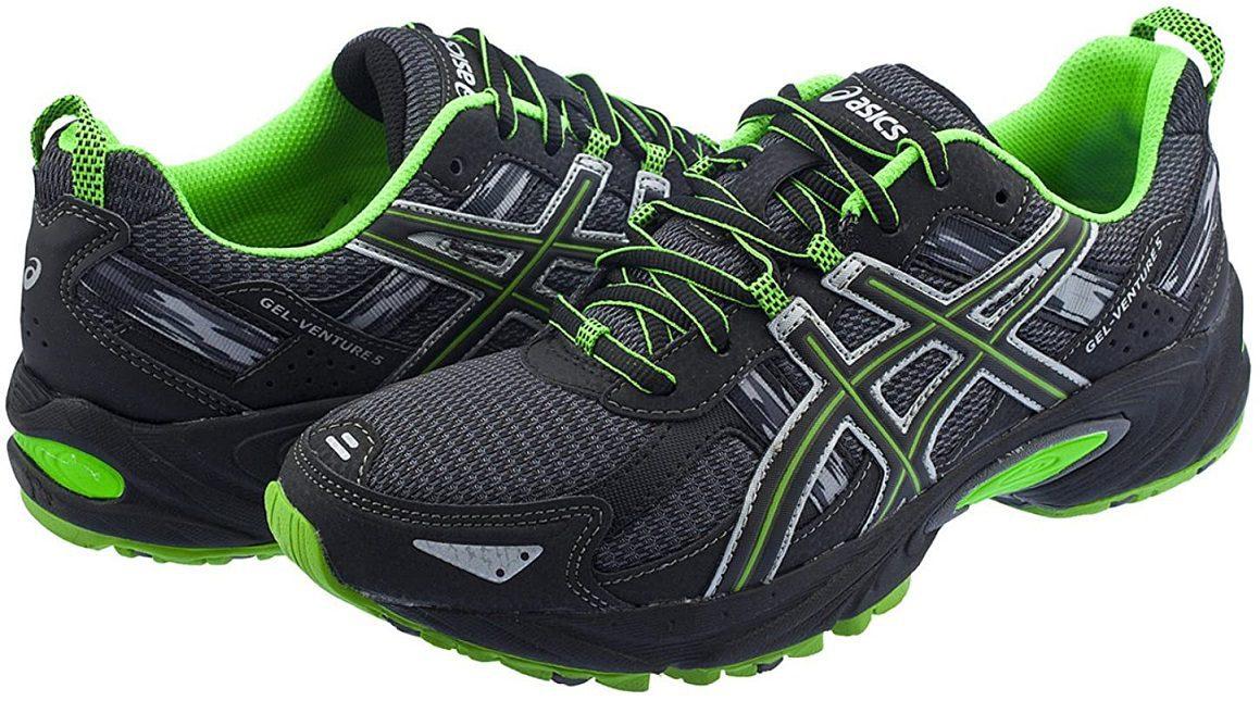 ASICS Men's GEL Venture 5 Running Shoe Review ✓