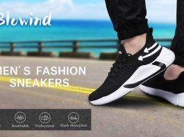 BLOWIND Breathable Tennis Shoe