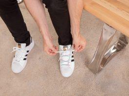 Lace Tennis Shoes