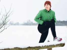 How to Dress to Train in Low Temperatures